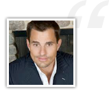 Bill Rancic shares his thoughts about Get The Guy