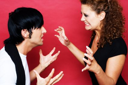 What Men Want In A Woman - Man And Woman Frustrated