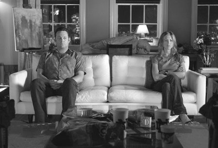 getting over a bad breaking - picture from movie the break up with Vince Vaughn and Jennifer Aniston