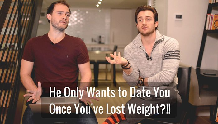 Q&A with Matt- He Only Wants to Date you Once You've Lost Weight?!! - Matthew Hussey - Get The Guy