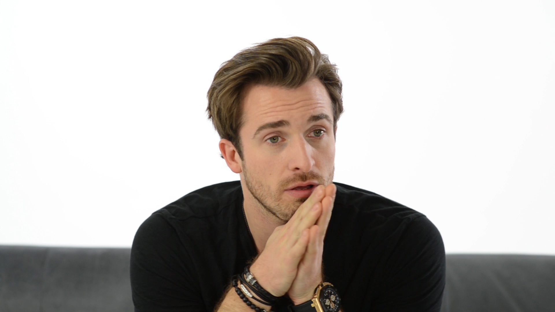 Matthew hussey advice for men