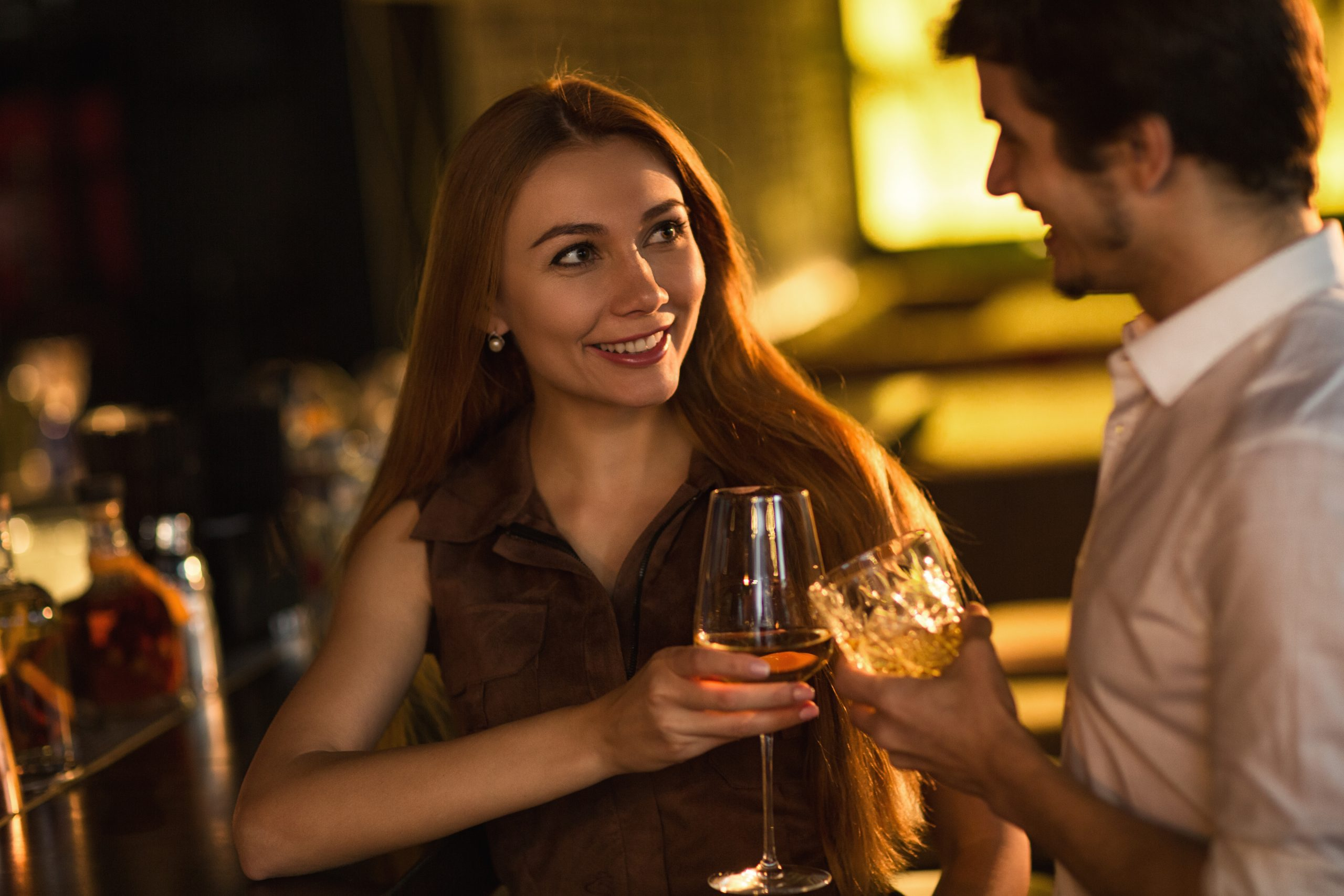 flirtatious personality traits