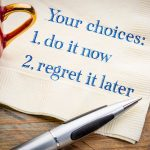 Learning From The 3 Biggest Regrets Of My 20's…